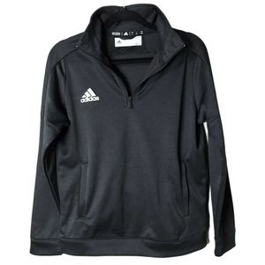 Adidas Women's Black Sweatshirt Size Medium